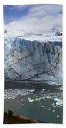 Patagonia Glaciar Perito Moreno 4 Beach Towel