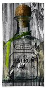 Patron Barn Door Beach Towel