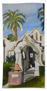 Patterson Historical Society Beach Towel