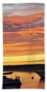 Peace At Days End Beach Towel