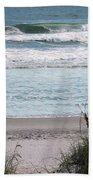 Peace At The Beach Beach Towel
