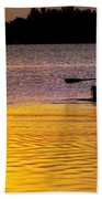 Peace Of Mind Beach Towel