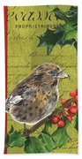 Peace On Earth 1 Beach Towel