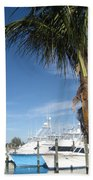 Peace On The Water Beach Towel