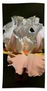 Peach Elegance Beach Towel