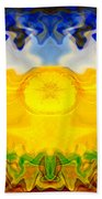 Pearlescent  Beach Towel by Omaste Witkowski