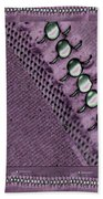 Pearls And More Pearls Beach Towel
