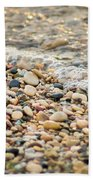 Pebble Beach Beach Towel