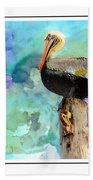 Pelican Colours Beach Towel