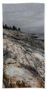 Pemaquid Light Beach Towel by Joan Carroll