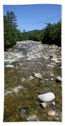 Pemigewasset River Nh Beach Towel