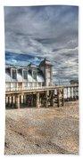 Penarth Pier 5 Beach Towel