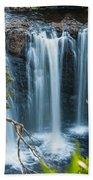 Pencil Pine Falls Cradle Mountain Beach Towel