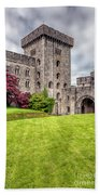 Castle Grounds Beach Towel