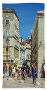 Pensao Geres - Lisbon Beach Towel