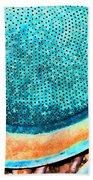 Perforated II Beach Towel