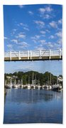 Perkins Cove - Maine Beach Towel