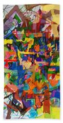 Perpetual Encounter With Providence 7b Beach Towel