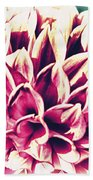 Petaled Beach Towel