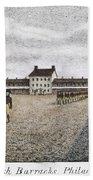 Philadelphia: Barracks Beach Towel