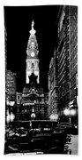 Philadelphia City Hall 1916 Beach Towel