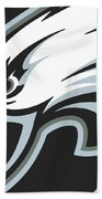 Philadelphia Eagles Football Beach Towel