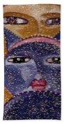 Picasso Cats Beach Towel