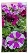 Pick Purple Beach Towel