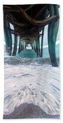 Pier Beach Towel