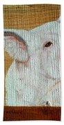 Pig Smile Beach Towel