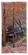 Pigeon Forge River Beach Towel