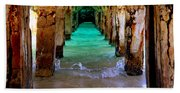 Pillars Of Time Beach Towel