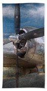 Pilot - Plane - The B-29 Superfortress Beach Sheet