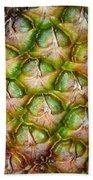 Pineapple Skin Beach Towel