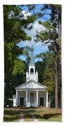 Piney Grove Church Beach Towel