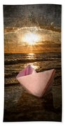 Pink Dreams Beach Towel