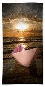 Pink Dreams Beach Towel