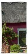 Pink House Beach Sheet