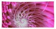 Pink Beach Sheet