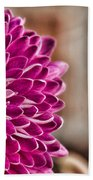 Pink Mum Beach Towel