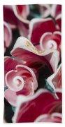 Pink Sea Shells On Cozumel Beach Towel