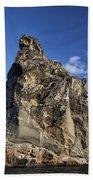 Pinnacle Rock Beach Towel