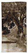 Pinnacles National Monument California Circa 1946 Beach Towel