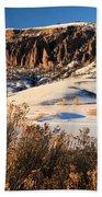Pinnacles Sunset Beach Towel