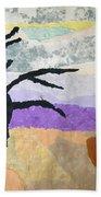 Pipal Tree Beach Towel