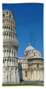 Pisa Italy Beach Towel