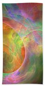 Placeres-04 Beach Towel