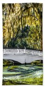 Plantation Bridge Beach Towel