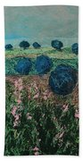 Pleasant Meadows Beach Towel