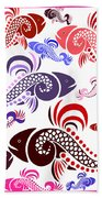 Plenty Of Fish In The Sea 6 Beach Towel